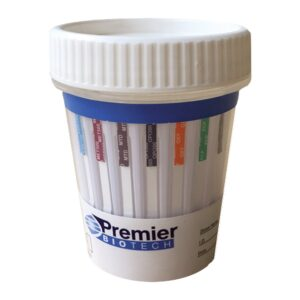 8 Panel Urine Test Cup