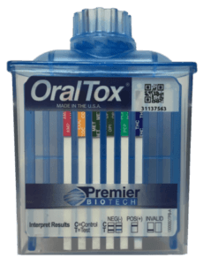 ITS Test Kits OralTox Device