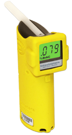 ITS Test Kits Intoximeter hand held alcohol breathalyser