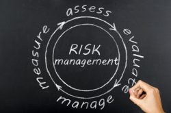 Image of risk management diagram