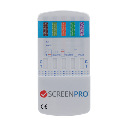 Drug Testing Kit 10_Panel_Dip_ScreenPRO