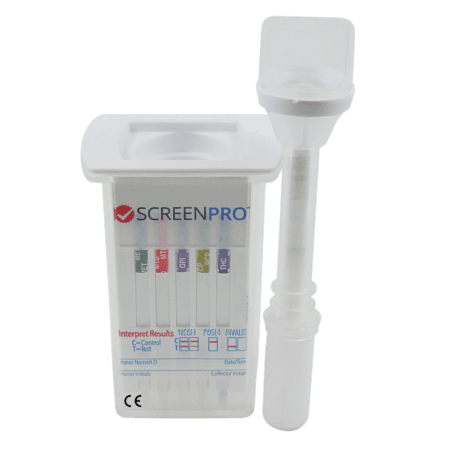 Drug Testing Oral Fluid Kit