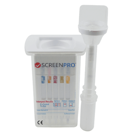 Drug Testing Kit 10_Panel_OF
