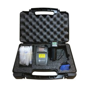 Intoximeter FST breathalyser with printer